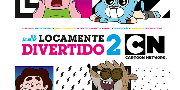 Cartoon Network - Locamente divertido 2